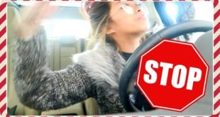 DRIVING WITH ME   Vlogmas 20, 2016