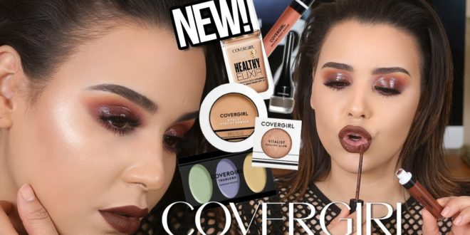 NEW! Covergirl Melting Pout Matte Lipsticks, Highlighters + MORE! | MakeupByAmarie
