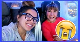 taking my mom on her dream trip