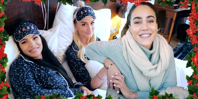VLOGMAS #18 | Amsterdam with Monica and Noor | Tamara Kalinic