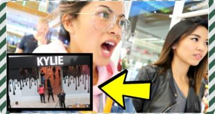 WE WENT TO THE KYLIE COSMETICS POP UP STORE | Vlogmas 9, 2016