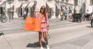 Picking a New Bag From Hermes in Vienna | Tamara Kalinic