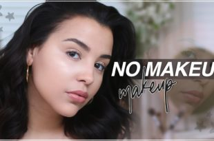 "my go to ""no makeup"" makeup look! 