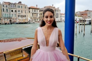 St.Petersburg and Venice Vlog | Red Carpet Look | Tamara Kalinic