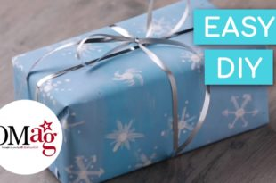 Create Your Own Wrapping Paper | OMaG | American Girl
