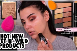 TRYING NEW WET N WILD MAKEUP PRODUCTS 2019! FULL FACE USING ONLY WET N WILD BEAUTY! | MakeupByAmarie