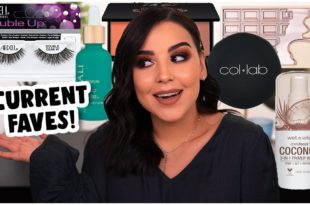 FULL FACE OF PRODUCTS I CANT STOP USING 2019! | MakeupByAmarie