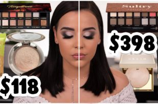 FULL FACE OF NEW AFFORDABLE DUPES FOR HIGH-END MAKEUP 2019! | MakeupByAmarie