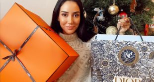 What I Got For Christmas 2019 | Tamara Kalinic