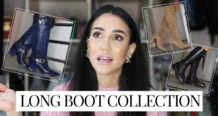 Designer Shoe Collection pt.2 | Long Boots | Tamara Kalinic