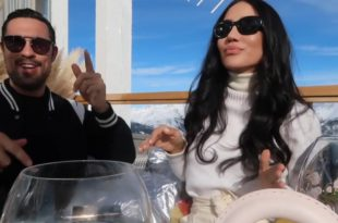 Skiing in Courchevel, what we did at Aman Le Melezin | Tamara Kalinic
