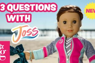 23 Questions With Joss Kendrick | American Girl