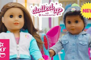 Joss Kendrick Gets Dolled Up for Spirit Day | Dolled Up With American Girl | American Girl